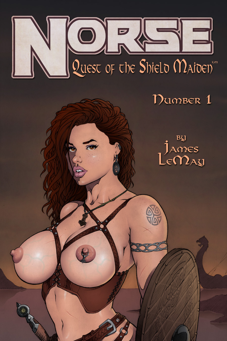 Norse – Quest of the Shield Maiden porn comics 8 muses