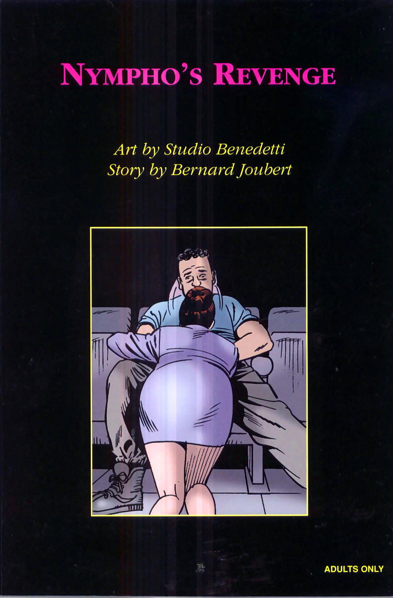 Nympho's Revenge- Studio Benedetti porn comics 8 muses
