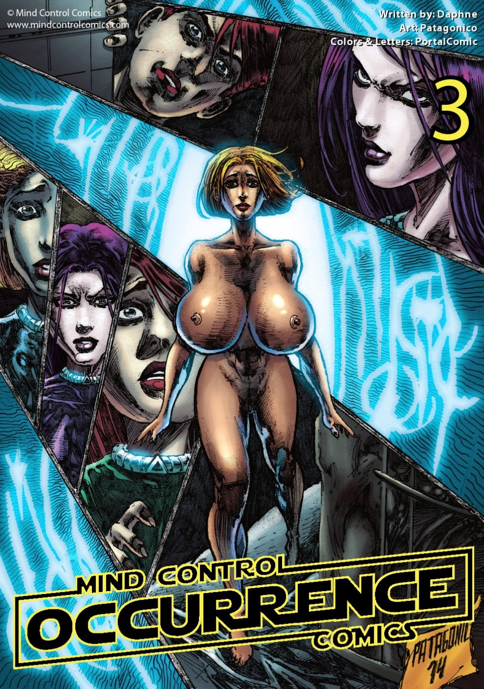 Occurrence 03- Mind Control ( Patagonico ) porn comics 8 muses