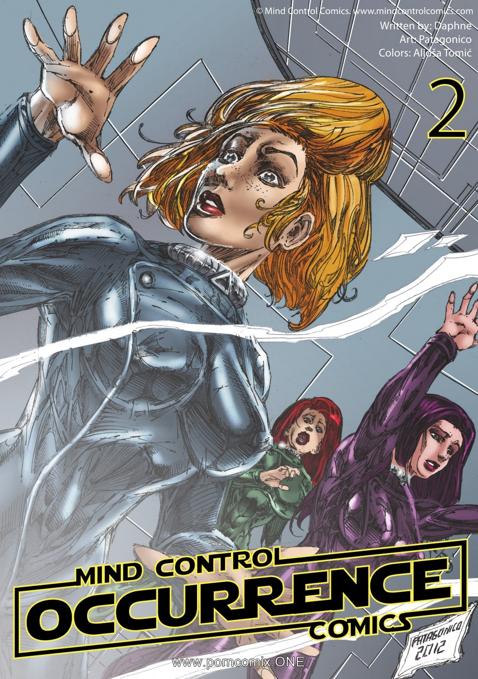 Occurrence Issue 2- Mind Control porn comics 8 muses
