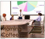 Morning Coffee porn comics 8 muses