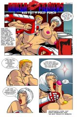 Omega Fighters 3-4 porn comics 8 muses