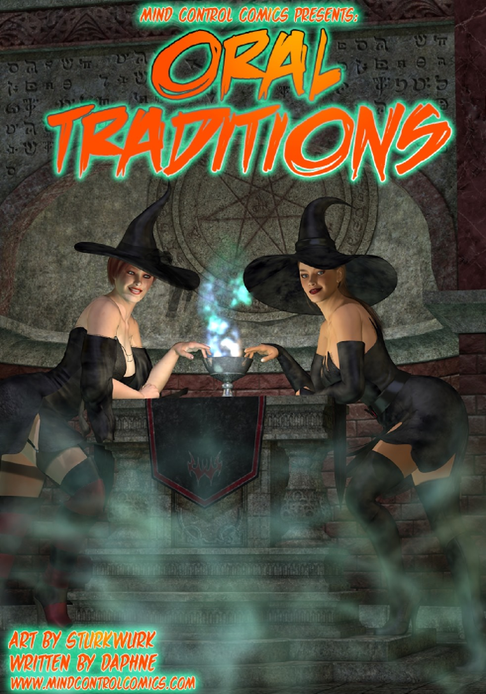 Oral Traditions 1- Mind Control porn comics 8 muses