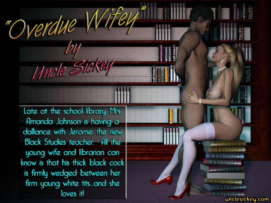 Overdue Wifey- UncleSickey porn comics 8 muses