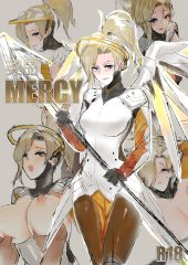 Overwatch- Mercy's Reward porn comics 8 muses
