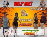 Pig King- Help Me 1 porn comics 8 muses