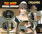 Pig King – The Maid – Hypnosis porn comics 8 muses