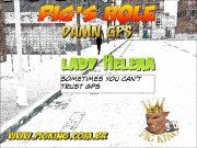 Pig's Hole Damn GPS- Lady Helena (Pig King) porn comics 8 muses