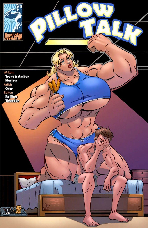 Pillow Talk 01 – Muscle Fan image 1
