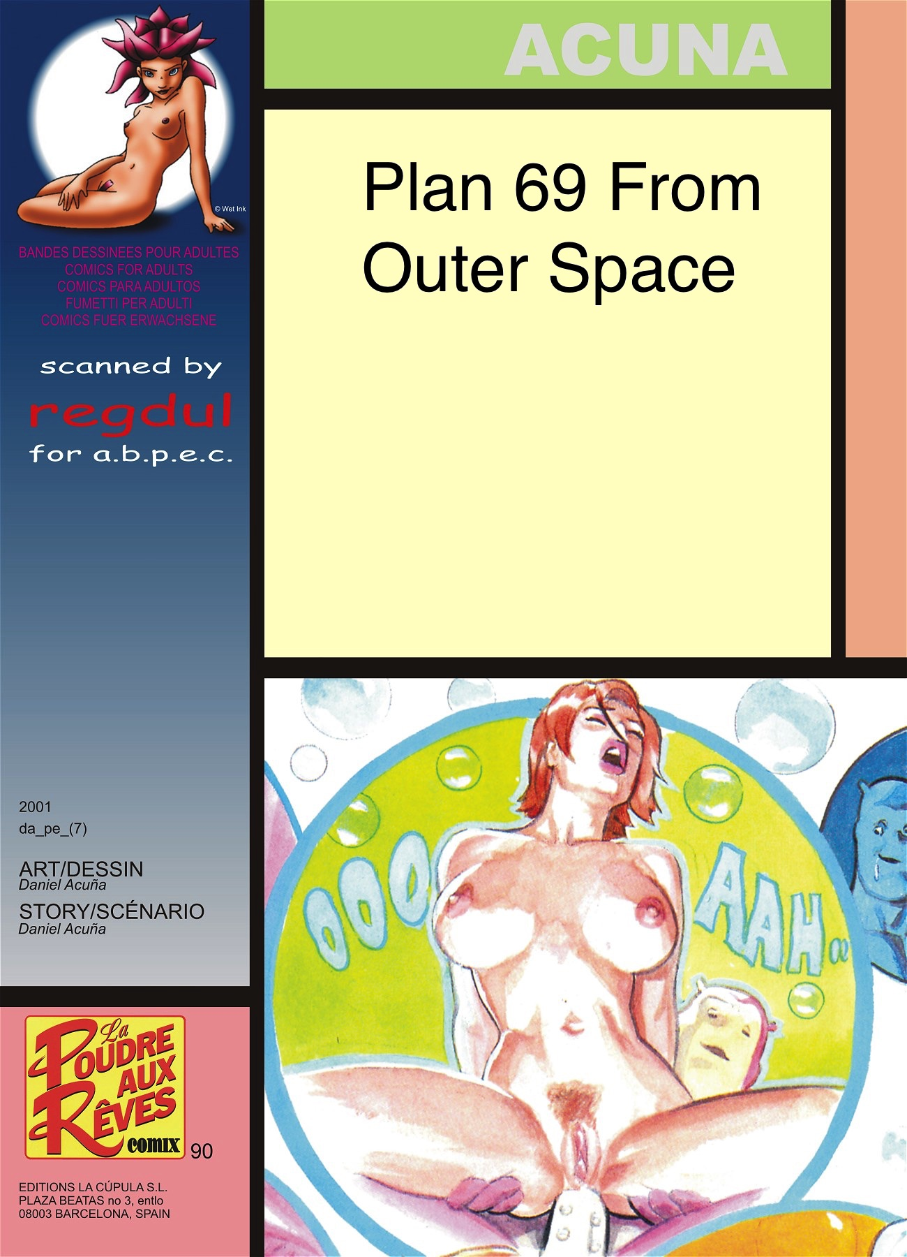 Plan 69 From Outer Space porn comics 8 muses
