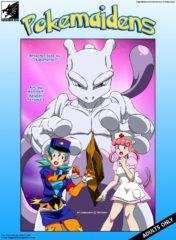 Pokemon- Pokemaidens porn comics 8 muses