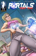 Portals Test Run- GiantessFan porn comics 8 muses