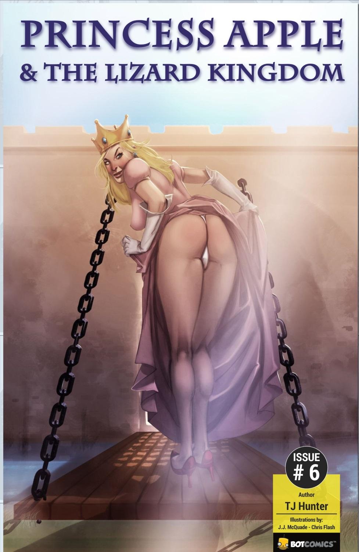 Princess Apple- Lizard Kingdom 6 porn comics 8 muses