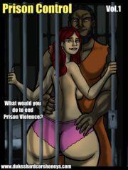 Prison Control 01- Duke Honey porn comics 8 muses