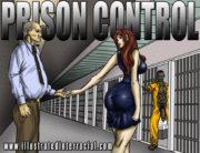 Prison Control- illustrated interracial porn comics 8 muses