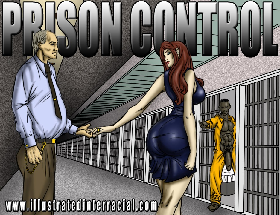 Prison Control- illustrated interracial porn comics 8 muses