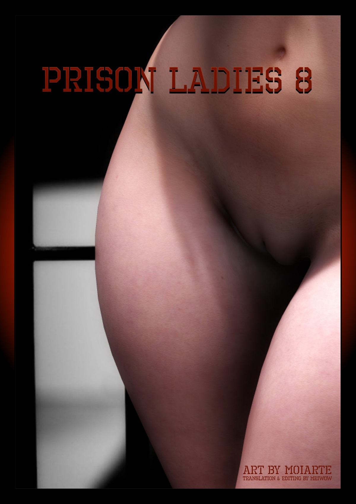 Prison Ladies 8 by Moiarte porn comics 8 muses