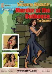 Priya Rao 6 – Murder At The Outhouse porn comics 8 muses