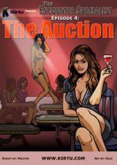 Priya Rao Episode 4- The Auction porn comics 8 muses