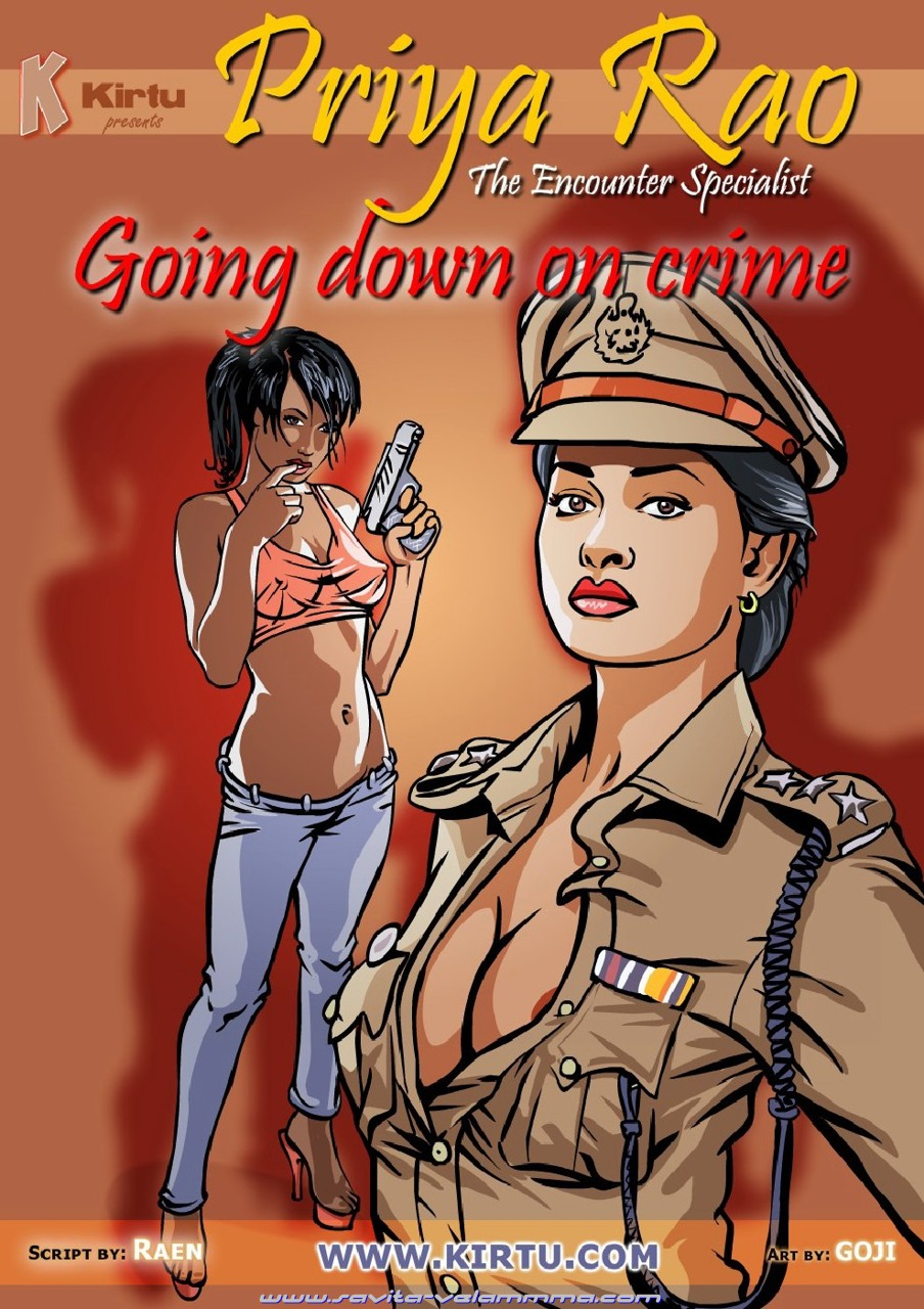 Priya Rao – Going Down on Crime image 1