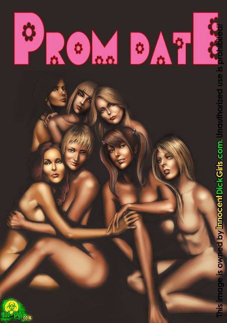 Prom Date- Innocent Dickgirls porn comics 8 muses