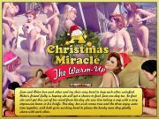 A Christmas Miracle- The Warm Up porn comics 8 muses