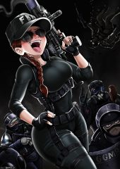 Rainbow Six Siege- Shadman porn comics 8 muses