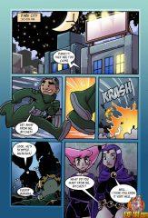 Raven & Jinx Online Auction Sex- Teen Titans porn comics 8 muses