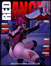 Red Angel 5- Jab Comix porn comics 8 muses