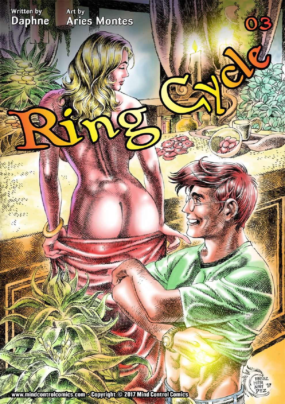 Ring Cycle 03- Mind Control porn comics 8 muses