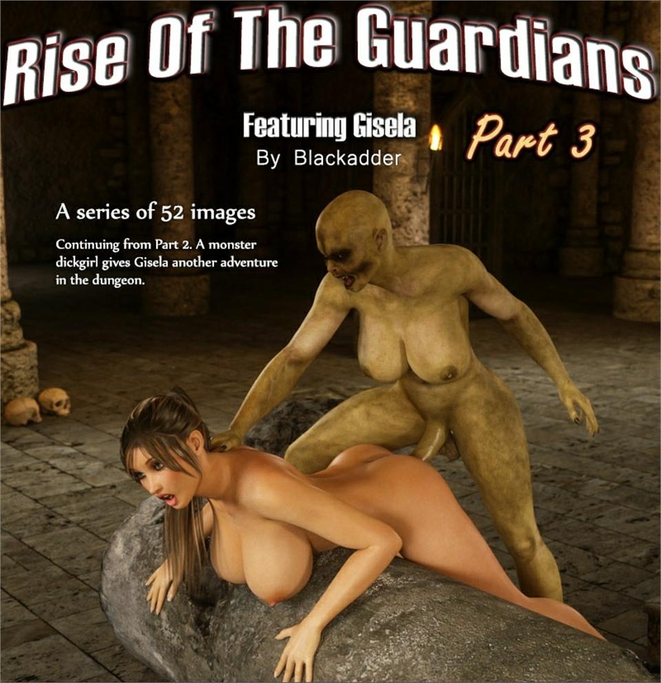 Rise Of the Guardians 3- Blackadder porn comics 8 muses