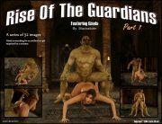 Rise Of the Guardians- Blackadder porn comics 8 muses