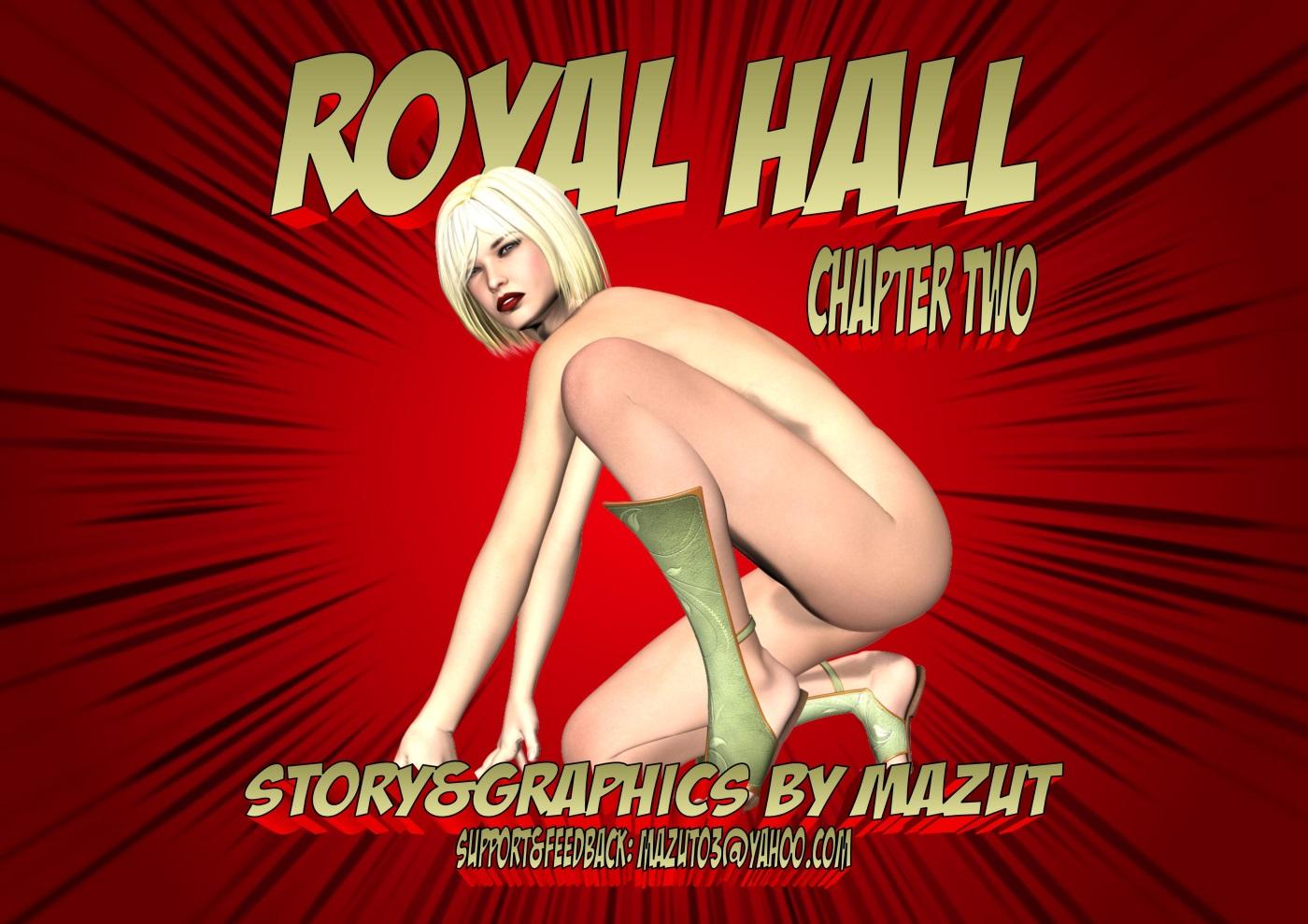 Royal Hall 2 porn comics 8 muses