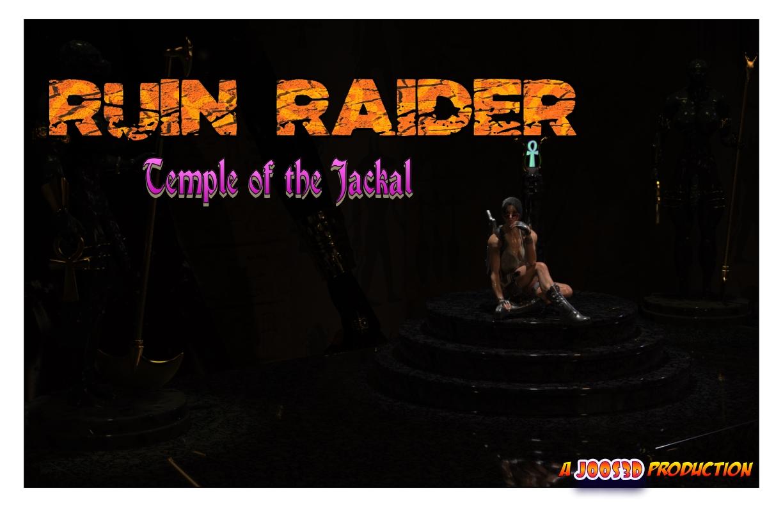 Ruin Raider -Temple Of Jackal (Joos3dart) porn comics 8 muses