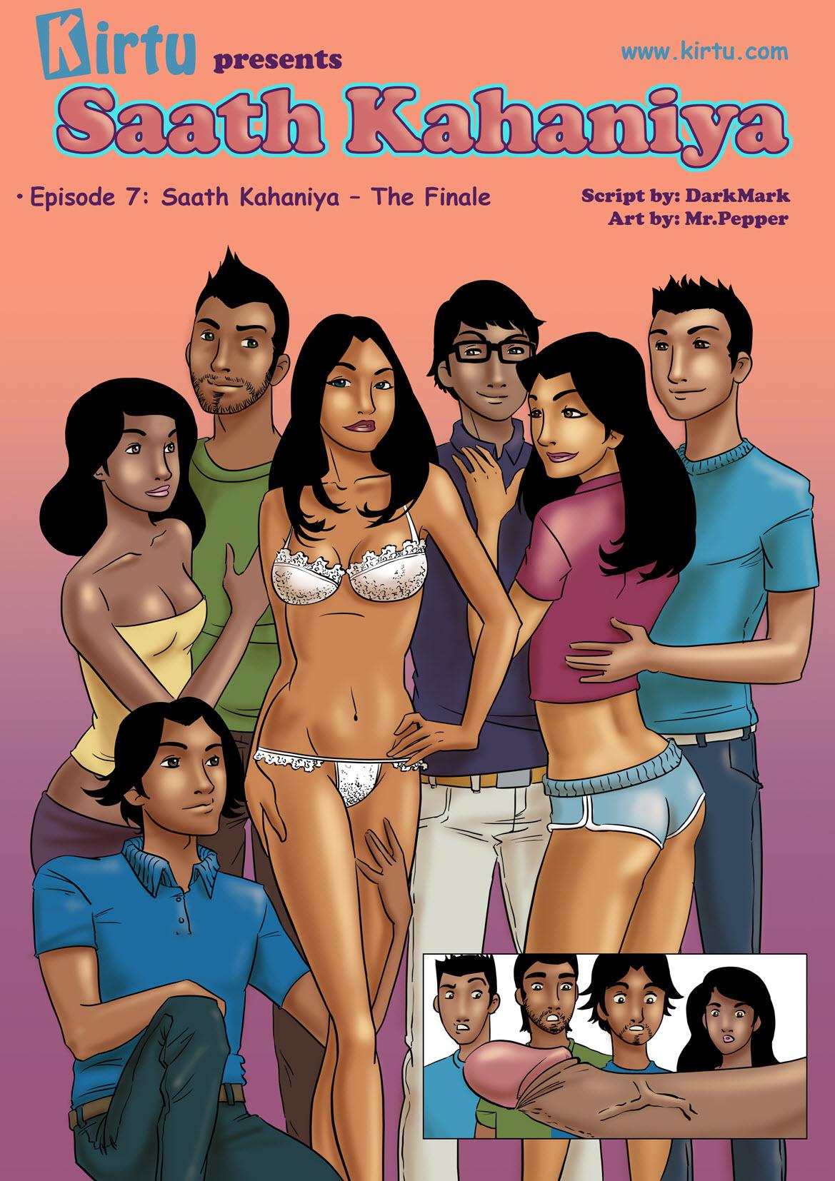Saath Kahaniya 7- The Finale porn comics 8 muses