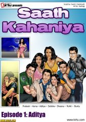 Saath Kahaniya Episode 1 – Aditya porn comics 8 muses