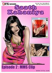 Saath Kahaniya Episode 2- MMS Clip porn comics 8 muses