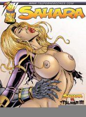 Sahara 3 Sahara vs Taliban- 9SH porn comics 8 muses