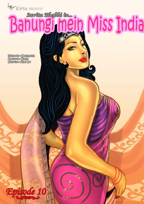 Savita Bhabhi 10- Miss India porn comics 8 muses