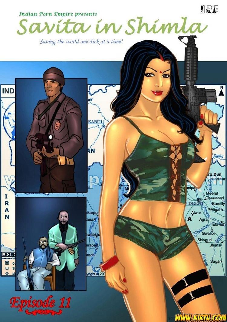 Savita Bhabhi 11- Shimla porn comics 8 muses