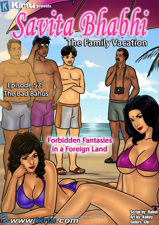 Savita Bhabhi 57- Bad Bahus porn comics 8 muses