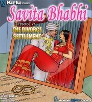 Savita Bhabhi 74- Divorce Settlement porn comics 8 muses