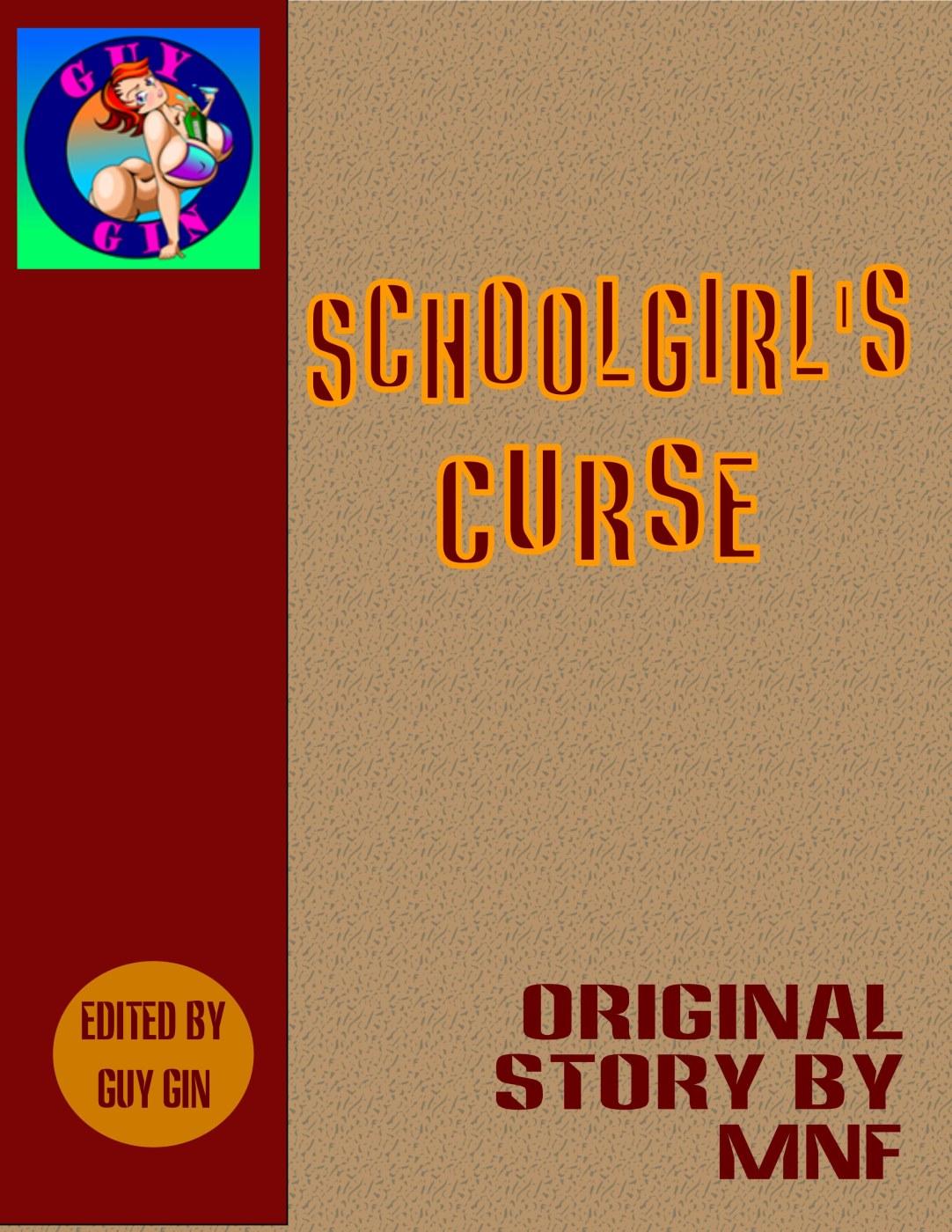 School Girl Curse 1 (GuyGin Remix) porn comics 8 muses