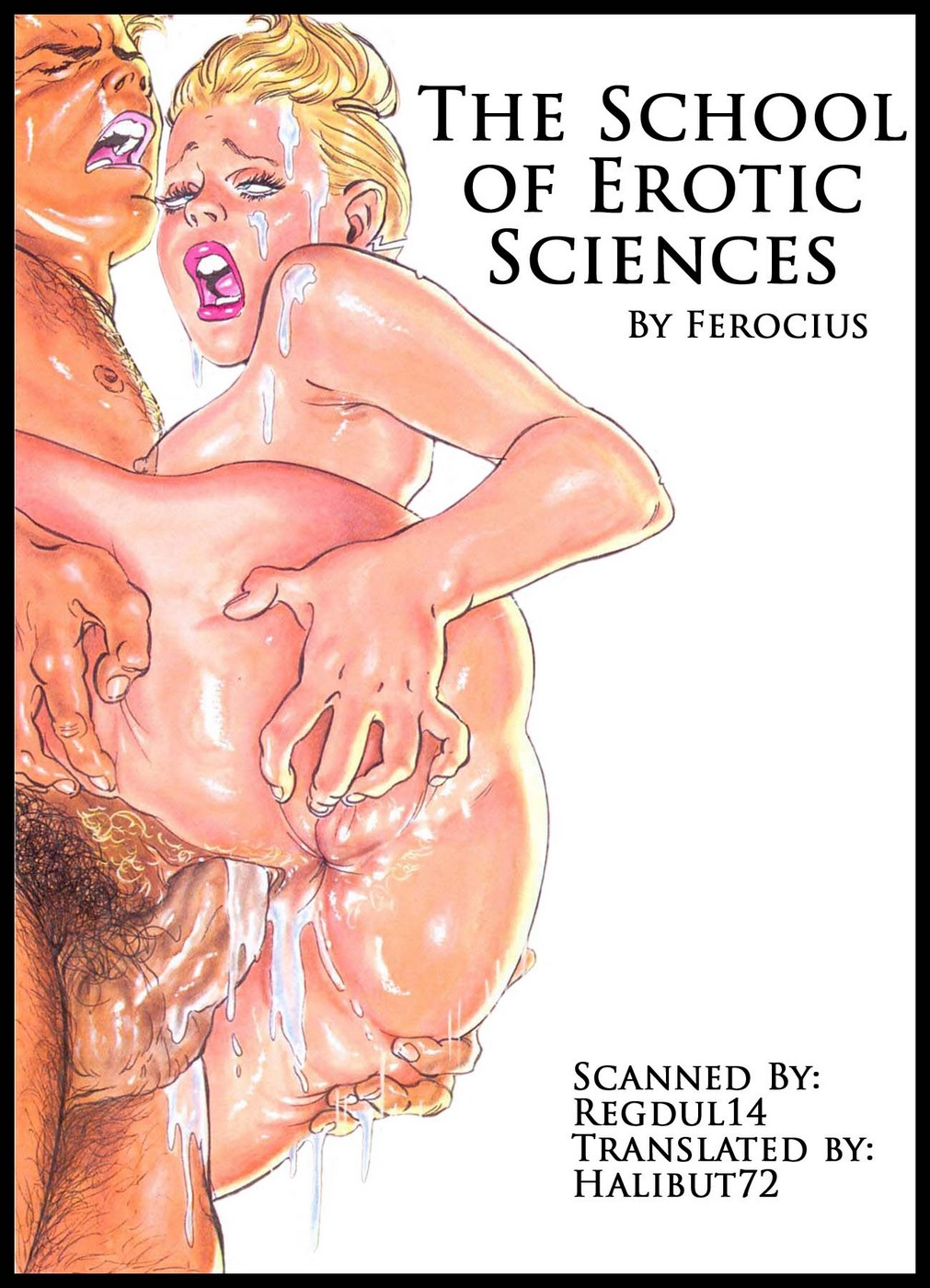 School Of Erotic Sciences- Ferocius porn comics 8 muses