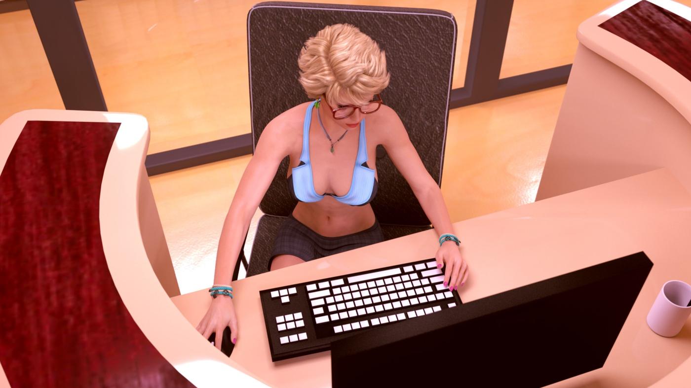 Secretary – Promotion (Kadwyn) porn comics 8 muses