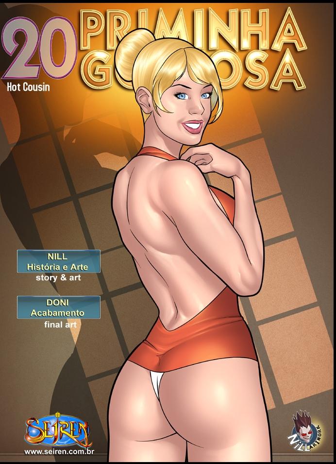 Seiren- Hot Cousin 20 (English) porn comics 8 muses