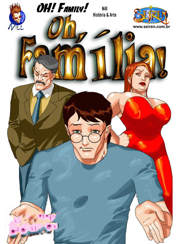 Seiren-Oh, Family! (English) porn comics 8 muses