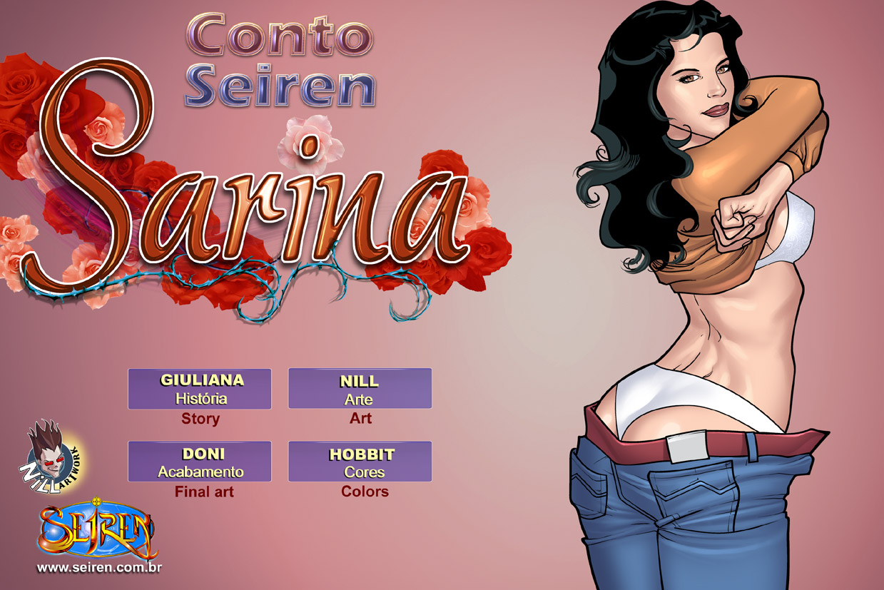 Seiren- Sarina (Portuguese) porn comics 8 muses