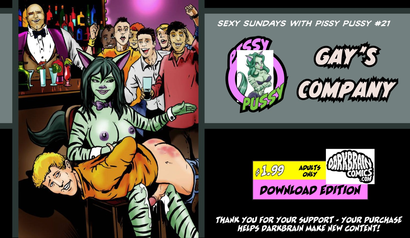 Sexy Sundays – Pissy Pussy porn comics 8 muses