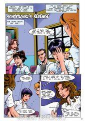 School Girl's Revenge (Una Mujer Studio)- Lustomic porn comics 8 muses